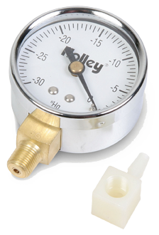 Holley Vacuum Gauge
