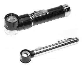Various Spark Plug Magnifiers